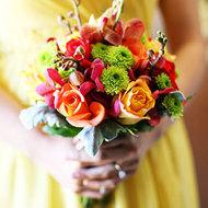 Autumn Wedding Flower Trends