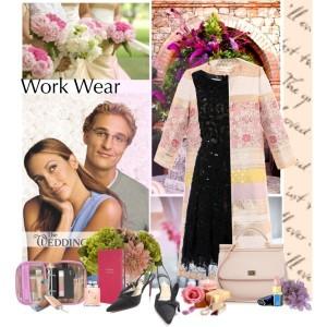 Work Wear: Wedding Planner