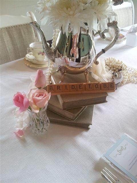 Inspiration carte blanche for High tea decor ideas